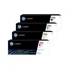 HP 416X 정품 4색 세트 (W2040X+W2041X+W2042X+W2043X)