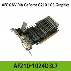 [AFOX] 지포스 G210 1GB Graphics LP브라켓지원/새정품벌크