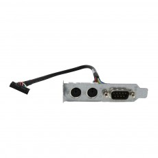 [910324-001] HP Serial Port and PS/2 Adapter (벌크탈거제품)