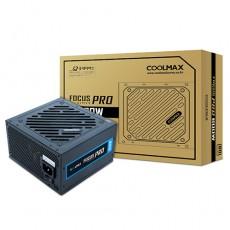 [마이크로닉스] 쿨맥스 COOLMAX FOCUS PRO 600W 80PLUS 230V EU HDB ATX 파워서플라이