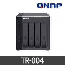 [QNAP] 큐냅 TR-004 4베이 DAS (하드미포함)