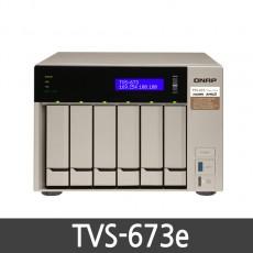 [QNAP] TVS-673e-8G 6Bay NAS