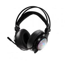 [젬스트] LEF S40 가상 7.1채널 RGB BLACK