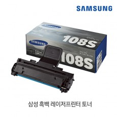 [삼성전자] 정품토너 MLT-D108S 검정 (ML-1640K/1.5K)